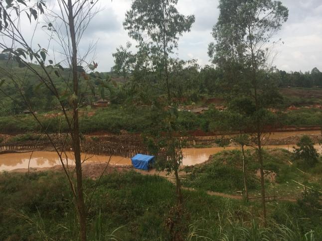 Mine d'OR en Ituri, RDC